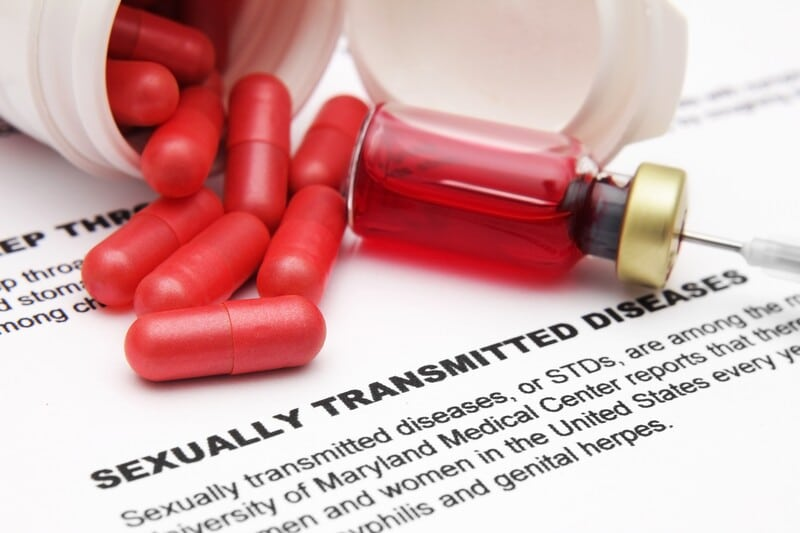 April Is Observed as Sexually Transmitted Disease Awareness Month