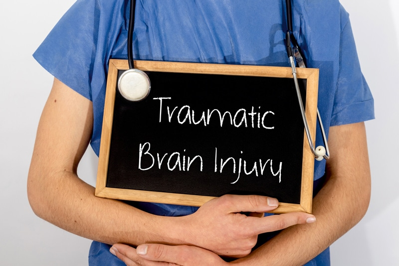 September Is National Traumatic Brain Injury Awareness Month