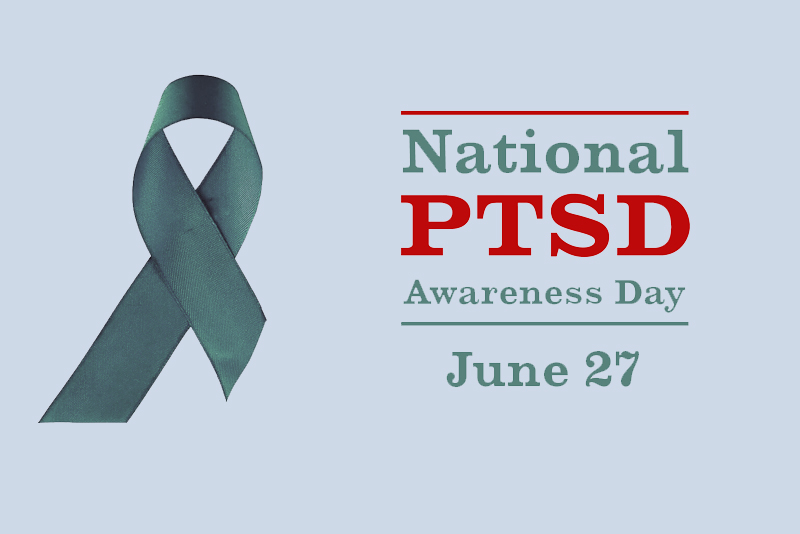 June 27 Is National Post-Traumatic Stress Disorder (PTSD) Day