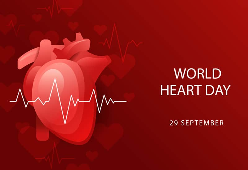 World Heart Day on September 29 - Live a Heart Healthy Life