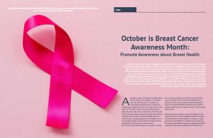 BC Advantage Magazine's September Edition Features OSI's Article As Cover Story